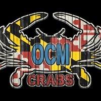 OCM Crabs logo