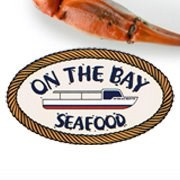 On the Bay Seafood logo