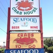 PGN Crab House signage