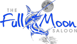 Full Moon Saloon logo