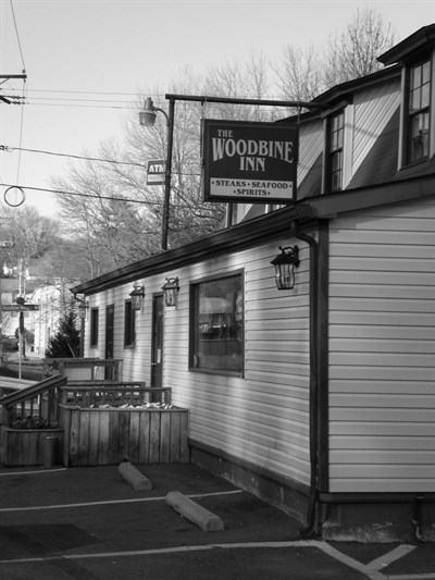 Woodbine Inn exterior view