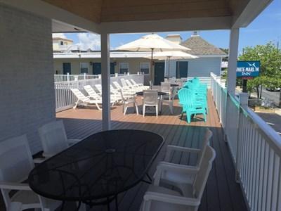 White Marlin Inn exterior view