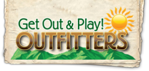 Get Out & Play! Outfitters logo