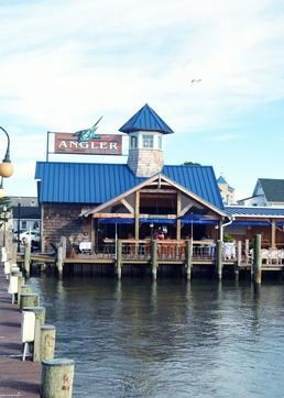 The Angler Restaurant exterior view