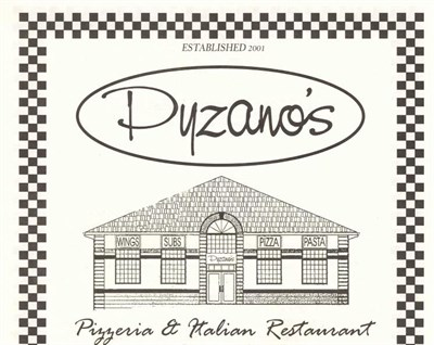 Drawing of restaurant