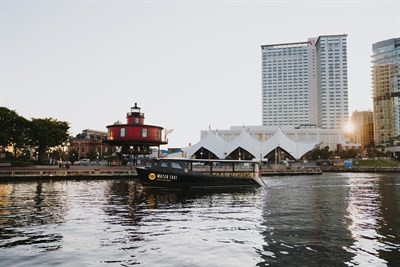 Photo Credit: Baltimore Water Taxi