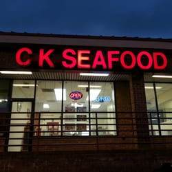 CK Seafood Inc exterior view