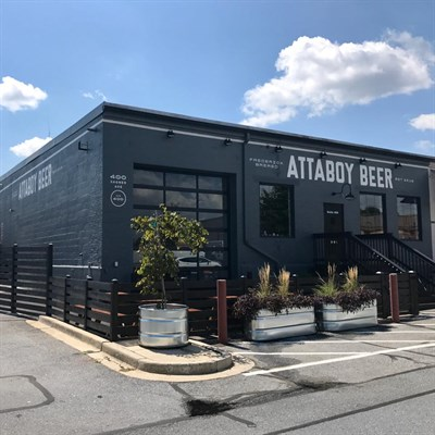 Attaboy Beer exterior view