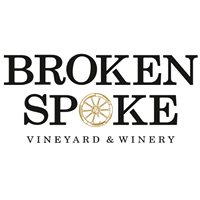 Broken Spoke Vineyard and Winery logo