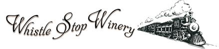 Whistles Stop Winery logo