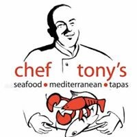 Chef Tony's logo