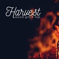 Harvest Wood Grill logo