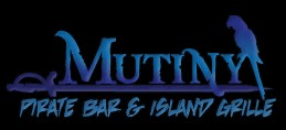 Mutiny Pirate Bar & Island Grille logo