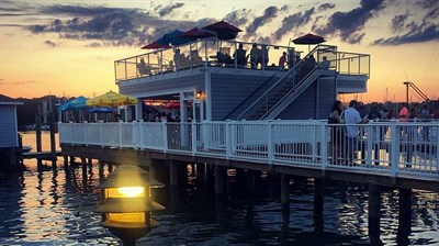 Photo Credit: Skipper's Pier Restaurant and Dock Bar