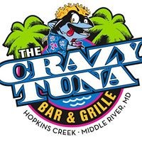 The Crazy Tuna Bar & Grill logo