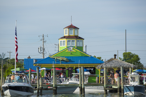 The Jetty: Restaurant and Dock Bar