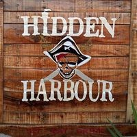 Hidden Harbor Cafe logo