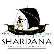 Shardana Sailing Charters Inc. logo.