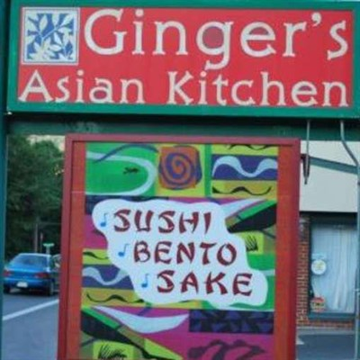 Photo Credit: Ginger's Asian Kitchen