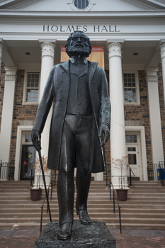 Frederick Douglass Statue at Morgan State University