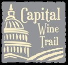Capital Wine Trail logo