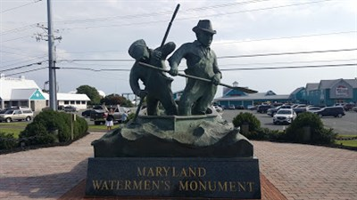 Watermen's Memorial Monument
