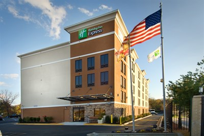 Holiday Inn Express-Washington DC/BW Parkway exterior view