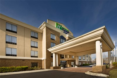 Holiday Inn Express & Suites-Columbia East exterior view