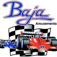 Baja Amusements logo