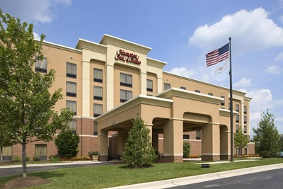 Hampton Inn & Suites-Arundel Mills/Baltimore exterior view