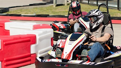 ProTrack go-kart racing