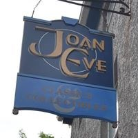 Joan Eve Classics & Collectibles signage