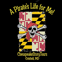 Chesapeake Story Tours logo