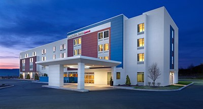 SpringHill Suites by Marriott Baltimore White Marsh/Middle River exterior view