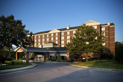 Hilton Garden Inn-White Marsh exterior view