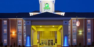 Holiday Inn Express-Prince Frederick exterior view
