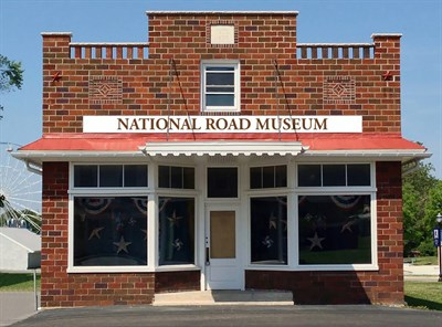 National Road Museum exterior view