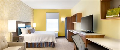 Home2 Suites by Hilton-Frederick guest room