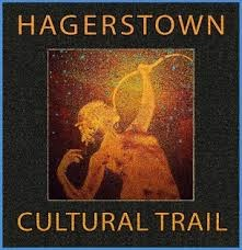The Hagerstown Cultural Trail logo