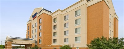 Fairfield Inn & Suites-Germantown/Gaithersburg exterior view
