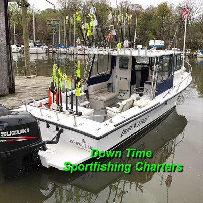 Down Time sportsfishing Charters