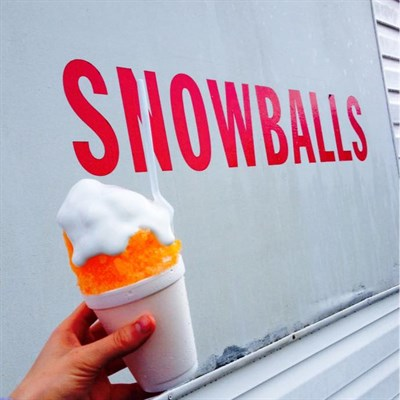 Photo Credit: The Snowball Stand