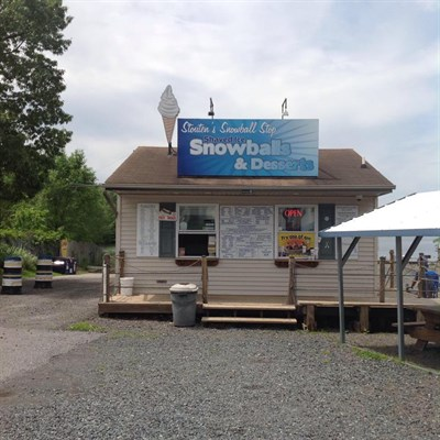 Photo credit: Stouten's Marina and Snowball Stop