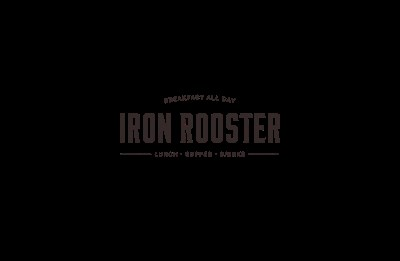 Iron Rooster logo