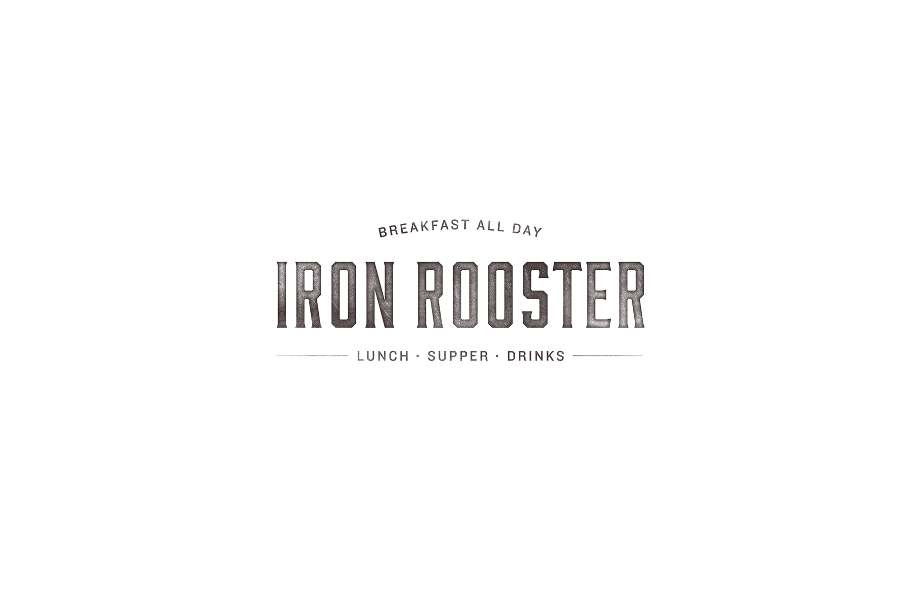 Photo Credit: Iron Rooster