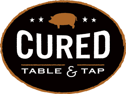 Cured logo