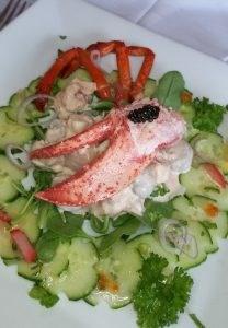 Chilled Lobster Salad
