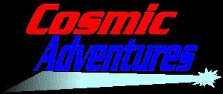 Cosmic Adventures