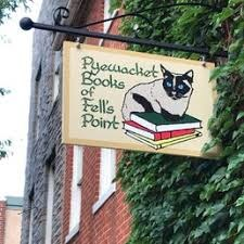 Photo Credit: Pyewacket Books of Fell's Point