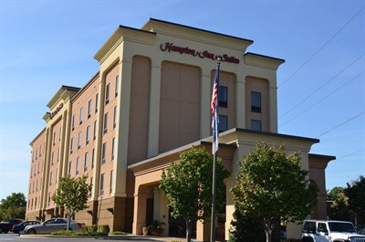 Hampton Inn & Suites-Frederick/Ft. Detrick exterior view